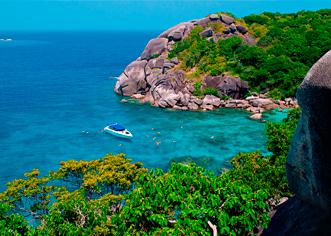 Острова Симилан, Таиланд