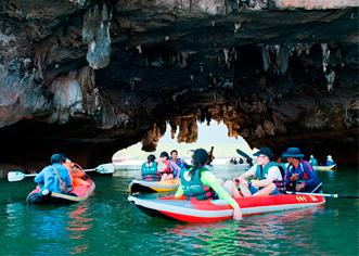 Залив Phang Nga, Таиланд