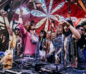 Фестиваль Desert Hearts 2015